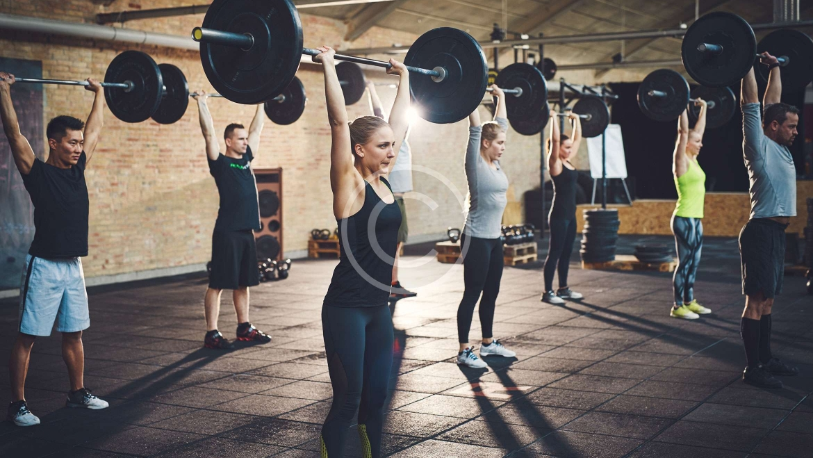 Quickly Shape Barbell